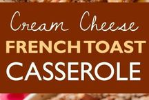 holiday French toast casserole