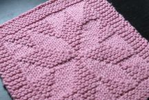 Patterns for washcloths