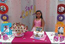 Fiesta Soy luna / Decoramos la fiesta de tus sueños, llámanos al 3163190898 en Bogotá. www.beuladecoraciones.com.co