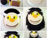 Art activities for where wild things are
