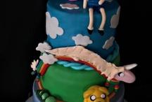Fun Cakes / by Debbie Riglos