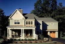house/exterior / by Susan Mcgehean