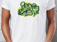 Vyběr z 1250 motivů na triko