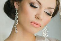 Ślubny make-up