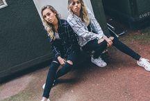 Lisa and Lena-outfits