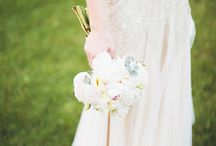 Wedding Dress, Shoes, & Hair / by Jessica Evans