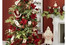 Christmas - trees / by Karin Stedall