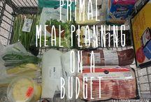 paleo primal meal ideas / by Tami Ellis