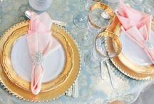 Parisian Ballroom Wedding    Theme Inspiration