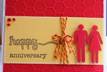 Wedding & Anniversary Cards with Trendy Twine