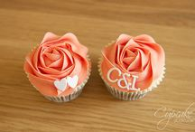 Coral Wedding Details / by Infinite Events