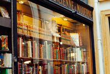 librairies et bibliothèques