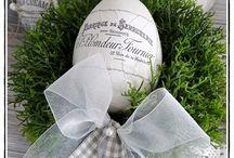 Easter. Пасха