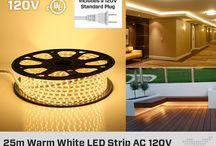 Single color LED Strips