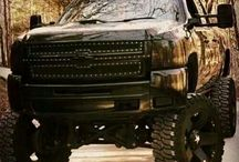 Chevy,Dodge,jeep / by harley Softail