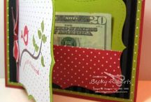 Card-Gift Holder