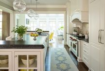 Kitchen Ideas / Thinking of remodeling ... or a new build - here are some ideas.