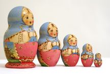 Nesting Dolls / by Denise Smith