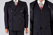 Retro Suit Ideas