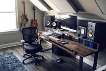 home studio son / le home studio. le son. un kiff, une passion.