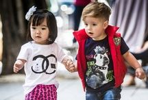 Dětská móda / Dětská móda, střihy, úpravy a přešití oděvů.