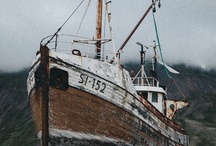 Fishing boats  <3