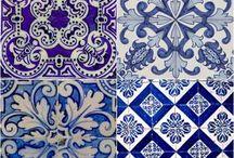 Mayolicas, Ceramicos,Mozaicos ,Azulejos