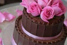 cakes / by Blair Umphlett