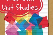 Homeschool Unit Studies and Lapbooks