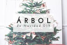Navidad DIY / Ideas y Tutoriales DIY para decorar en Navidad
