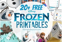 FROZEN PARTY / Ideas para una fiesta de Frozen