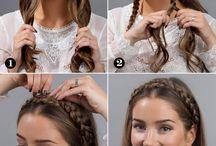 Fletter og hår