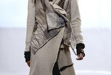 Takkeja - coats / Ihania persoonallisia takkeja