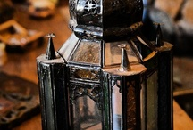 Lanterns & Lighting / by Randi Alaniz