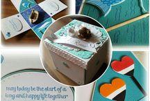 Explosionsboxen / Das perfekte Geschenk, wenn man nicht einfach nur ein Couvert mit Geld schenken möchte. Die Boxen sind so individuell gestaltbar und man kann so gut wie jeden Wunsch möglich machen.