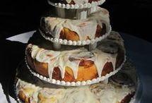 Unique wedding dessert ideas