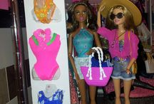 Barbies I HAVE / My Barbie Doll collection