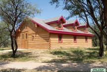 Log Home Gallery / Appalachian Log & Timber Homes has helped build all kinds of small log cabins to mansion-like log home structures.