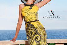 Vestidos Sonia Peña primavera verano