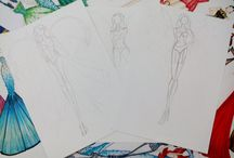 Victoria's Secret Sketch / All my sketches for VS angels