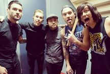 Sleeping with Sirens! / Comment on one of the pins asking to join and I'll add you :D please nothing non related, thanks!!