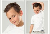 Boys' hairstyles
