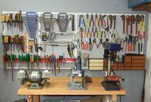 Quadro de ferramentas