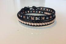 Armbanden / Chan Luu wrap bracelets