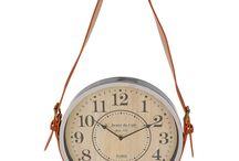 Czas / Zegary mają w sobie niesamowitą magię.