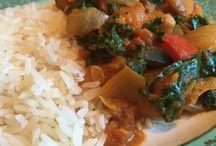 Vegetarian or Vegan recipes