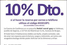 La Casona de Castilnovo hotel rural gay Segovia