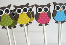 Owls / by Beautiful Paper Crafts