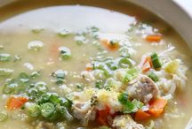 Recipes to Make....Soups for Fall and Winter too
