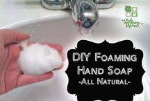 Non-toxic home DIYs
